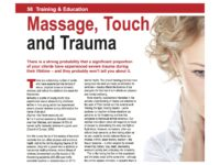 Massage Article