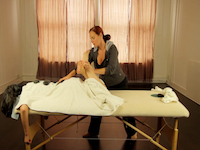 online massage course