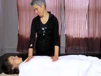 Online massage training