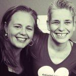 Meghan Mari and Rachel Fairweather