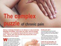 Advanced massage article