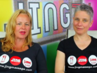 The Jing Book: Massage Fusion by Rachel Fairweather & Meghan Mari on JING TV!