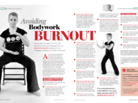 Avoiding bodywork burnout by Rachel Fairweather
