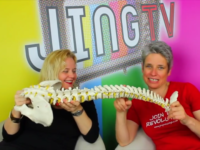 working with the Spine on JING TV!
