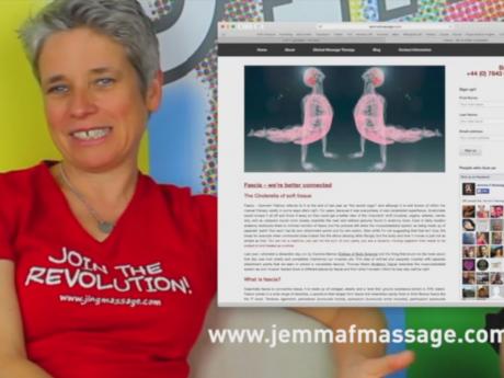 How to start a massage blog by Jing Massage