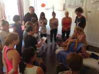 Beginners Massage workshop Brighton
