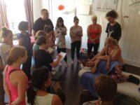 Beginners Massage workshop Brighton