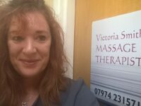 Vicki Smith Massage therapist