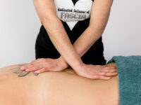 High Five! Top moves to get in your massage groove by rachel fairweather