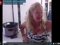 Pregnancy and hot stone massage webinar