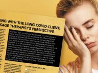 Long Covid Massage Clients