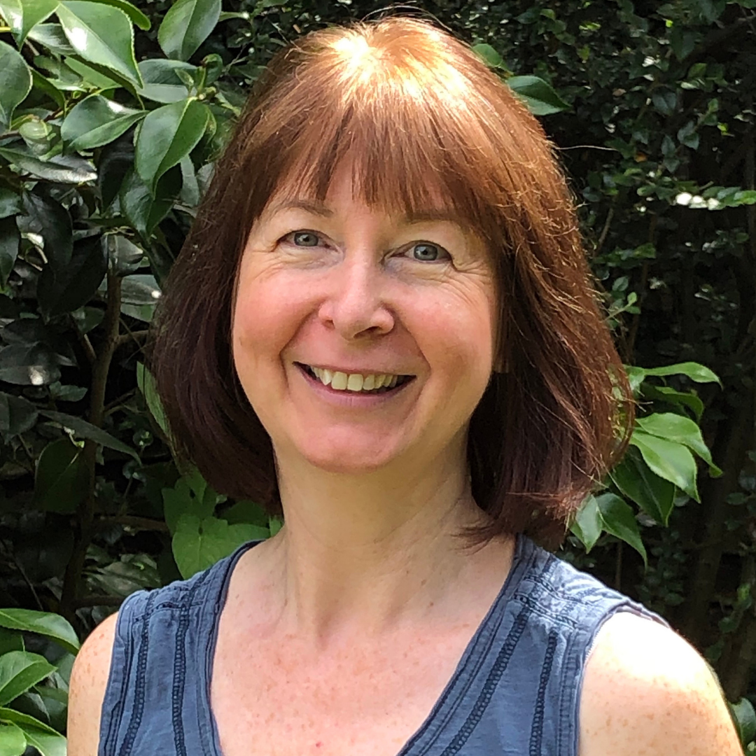 Susan Harrison Jing Massage Conference